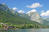 Lake Grundlsee,Styria,Austria