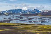 Tungnaa River, Landmannalaugar,.tungnaa River, Landmannalaugar,.tungnaa River, Landmannalaugar,.tung