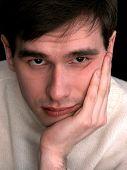 Thoughtful Man 2