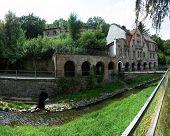 Río molino Vrchlice Kutna Hora