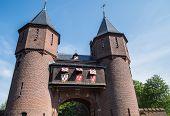 Gates To Castle De Haar, The Netherlands
