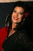LOS ANGELES - NOVEMBER 9: Rebekah Del Rio at the opening of