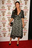 LOS ANGELES - NOVEMBER 2: Rhona Mitra at the 2005 BAFTA/LA Cunard Britannia Awards at Hyatt Regency