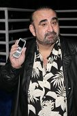 LOS ANGELES - NOVEMBER 13: Ken Davitian at the Helio Drift Launch Party at 400 South La Brea on November 13, 2006 in Los Angeles, CA.