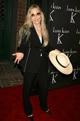 LOS ANGELES - NOVEMBER 14: Faye Dunaway at the opening party for the Lloyd Klein Flagship Store at L
