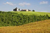 Farmhouse In Tuscany, Italy