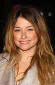 HOLLYWOOD - DECEMBER 06: Haley Bennett at the premiere of
