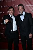 David O. Russell, Bradley Cooper at the 2013 Palm Springs International Film Festival Gala, Palm Springs Convention Center, Palm Springs, CA 01-05-13