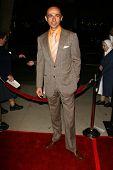 LOS ANGELES - NOVEMBER 28: Shaun Toub at the premiere of