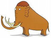 Mammoth Cartoon