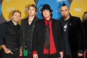 LAS VEGAS - DECEMBER 04: Three Days Grace arriving at the 2006 Billboard Music Awards, MGM Grand Hot