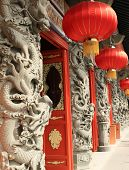 Po Lin Temple, Hong Kong