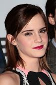 Emma Watson at the 2013 People's Choice Awards Press Room, Nokia Theatre, Los Angeles, CA 01-09-13