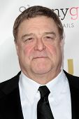 John Goodman at the 18th Annual Critics' Choice Movie Awards Arrivals, Barker Hangar, Santa Monica,