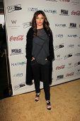 Charisma Carpenter at the Gold Meets Golden Event, Equinox West LA, Los Angeles, CA 01-12-13
