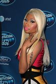 Nicki Minaj at FOX's American Idol Season 12 Premiere Event, UCLA, Los Angeles, CA 01-09-13