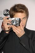 Keegan Allen at the Disney ABC Television Group 2013 TCA Winter Press Tour, Langham Huntington Hotel, Pasadena, CA 01-10-13