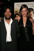 Roger Zamudio and Rita Branch at the
