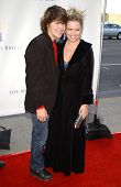 Devon Werkheiser and Lauren Storm at the Los Angeles Ballet premiere of