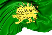 Flag Of Safavid Dynasty