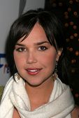 Arielle Kebbel at the Calabasas 2 Year Anniversary Party on December 6, 2006 at Fred Segal Mauro's Cafe in Beverly Hills, CA.