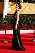 Michelle Dockery at the 19th Annual Screen Actors Guild Awards Arrivals, Shrine Auditorium, Los Ange