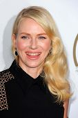 Naomi Watts at the 24th Annual Producers Guild Awards, Beverly Hilton, Beverly Hills, CA 01-26-13
