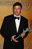 Alec Baldwin at the 19th Annual Screen Actors Guild Awards Press Room, Shrine Auditorium, Los Angele