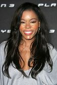 LOS ANGELES - OCTOBER 08: Golden Brooks at the Playstation 3 Launch Party October 08, 2006 in 9900 Wilshire Blvd, Beverly Hills, CA.