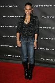 LOS ANGELES - OCTOBER 08: Christina Milian at the Playstation 3 Launch Party October 08, 2006 in 9900 Wilshire Blvd, Beverly Hills, CA.