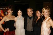 Mary Elizabeth Winstead, Michelle Trachtenberg, Glen Morgan, Kristen Cloke and Katie Cassidy at the