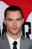 Nicholas Hoult at the