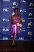 Quvenzhane Wallis at the Santa Barbara International Film Festivals 2013 Virtuosos Award, Arlington
