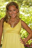 PASADENA - JULY 10: Adrienne Bailon at ABC's TCA Press Tour at The Ritz-Carlton on July 10, 2006 in Pasadena, CA.