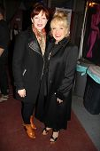 Frances Fisher, Charlene Tilton at the Opening Night of