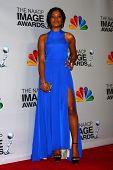 Keke Palmer at the 44th NAACP Image Awards Press Room, Shrine Auditorium, Los Angeles, CA 02-01-13