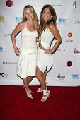 SANTA MONICA - JULY 23: Katie Whicker, Bridgetta Tomarchio at the Sexy Summer Soire Party hosted by