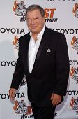 STUDIO CITY, CA - AUGUST 13: William Shatner at