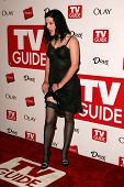 HOLLYWOOD - AUGUST 27: Pauley Perrette at the TV Guide Emmy After Party August 27, 2006 in Social, H