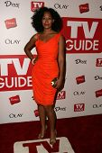 HOLLYWOOD - AUGUST 27: Tracee Ellis Ross at the TV Guide Emmy After Party August 27, 2006 in Social,