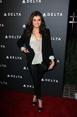 Rebecca Black at Delta Airline's Celebration of LA's Music Industry, Getty House, Los Angeles, CA 02