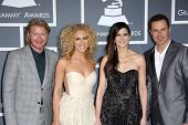 Little Big Town  at the 55th Annual GRAMMY Awards, Staples Center, Los Angeles, CA 02-10-13
