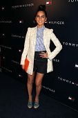 Olivia Munn at the Tommy Hilfiger West Coast Flagship Grand Opening Event, Tommy Hilfiger, West Holl