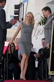 Naomi Watts at Simon Baker Honored With Star On The Hollywood Walk Of Fame, Hollywood, CA 02-14-13
