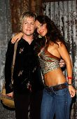 WEST HOLLYWOOD - JULY 30: Matthew Nelson and Yvette Nelson at Corey Feldman's Birthday Party at House of Blues July 30, 2006 in West Hollywood, CA