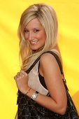 HOLLYWOOD - NOVEMBER 05: Ashley Tisdale at Bogart Backstage 2006 Children's Choice Awards at Palladi