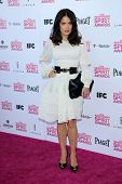 Salma Hayek at the 2013 Film Independent Spirit Awards, Private Location, Santa Monica, CA 02-23-13