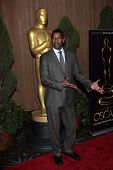 Denzel Washington at the 85th Academy Awards Nominations Luncheon, Beverly Hilton, Beverly Hills, CA