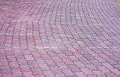 Red Bricks Floor