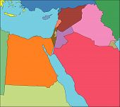 Israel and Middle East Countries